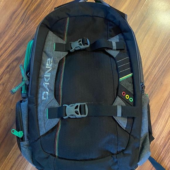 Dakine Mission Backpack Tanner Hall Limited editon